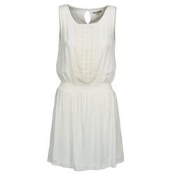 Textiel Dames Korte jurken Best Mountain ROBALA Wit