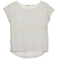 Textiel Dames T-shirts korte mouwen Best Mountain SOLI Wit