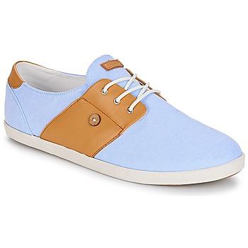 Schoenen Lage sneakers Faguo CYPRESS13 Blu /  camel
