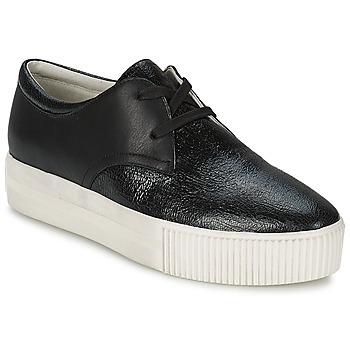 Schoenen Dames Lage sneakers Ash KEANU Zwart