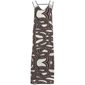 Textiel Dames Lange jurken Sisley SIXIOL Multikleuren