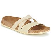Schoenen Dames Sandalen / Open schoenen Papillio COSMA Beige / Goud