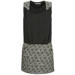 Textiel Dames Korte jurken See U Soon CASSIDY Zwart