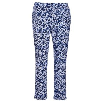 Textiel Dames Losse broeken / Harembroeken See U Soon CLARA Blauw / Zwart