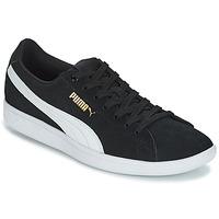 Schoenen Dames Lage sneakers Puma PUMA VIKKY WNS Zwart