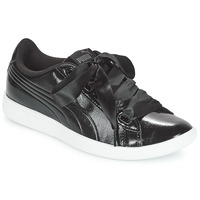 Schoenen Dames Lage sneakers Puma VIKKY RIBBON P Zwart
