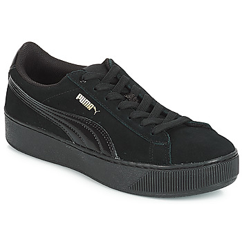 Schoenen Dames Lage sneakers Puma VIKKY PF 182 Zwart