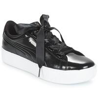 Schoenen Dames Lage sneakers Puma VIKKYPFP RIB182 Zwart