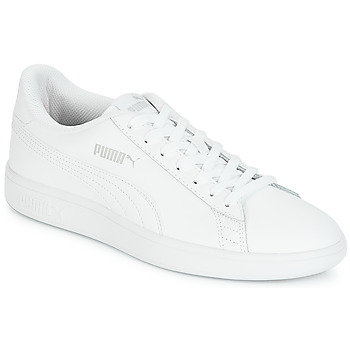 Schoenen Heren Lage sneakers Puma PUMA SMASH V2 L Wit