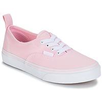 Schoenen Meisjes Lage sneakers Vans UY AUTHENTIC Roze