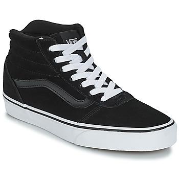 Schoenen Kinderen Lage sneakers Vans VWM WARD HI Zwart