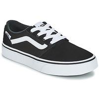 Schoenen Kinderen Lage sneakers Vans VYT CHAPM STRIP Zwart