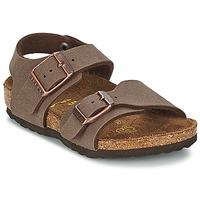 Schoenen Kinderen Sandalen / Open schoenen Birkenstock NEW YORK MOKA