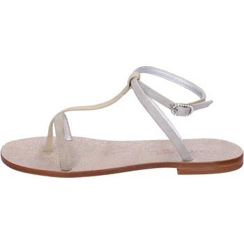 Schoenen Dames Sandalen / Open schoenen Eddy Daniele AW296 Beige