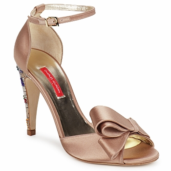 Schoenen Dames Sandalen / Open schoenen Charles Jourdan MANRAY Zand