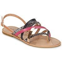 Schoenen Dames Sandalen / Open schoenen Moony Mood MADIROVILA  FUCHSIA