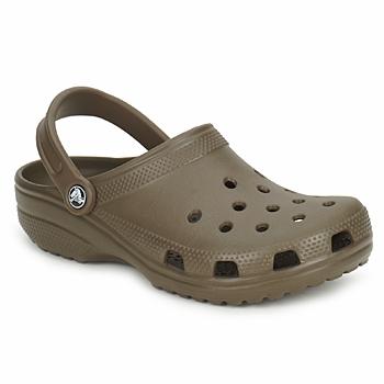 Schoenen Klompen Crocs CLASSIC CAYMAN Chocolade
