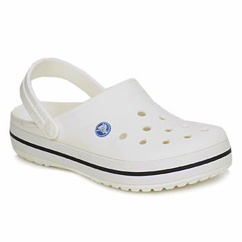 Schoenen Klompen Crocs CROCBAND Wit