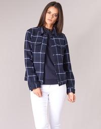 Textiel Dames Jasjes / Blazers Scotch & Soda VELERIANS Blauw