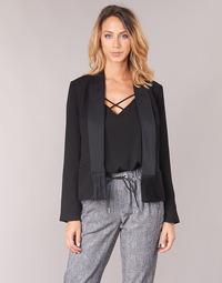 Textiel Dames Jasjes / Blazers Maison Scotch BOUKOUM Zwart