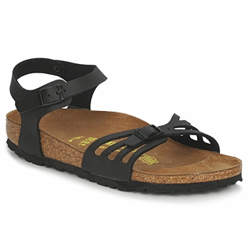Schoenen Dames Sandalen / Open schoenen Birkenstock BALI Zwart / Mat