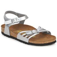Schoenen Dames Sandalen / Open schoenen Birkenstock BALI Zilver