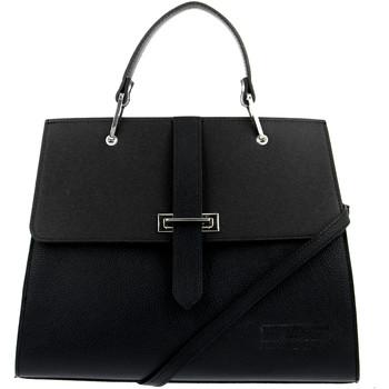 Tassen Dames Handtassen kort hengsel Christian Laurier FIONA noir