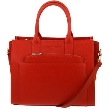 Tassen Dames Handtassen kort hengsel Christian Laurier MIA rouge