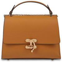 Tassen Dames Handtassen kort hengsel Christian Laurier ORA camel
