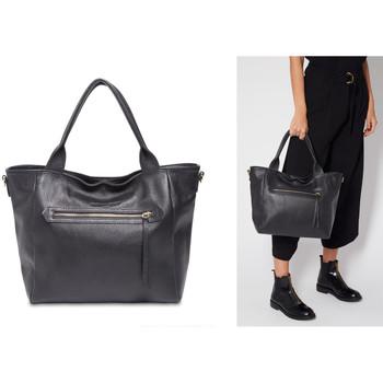 Tassen Dames Handtassen kort hengsel Victor & Hugo CELY noir