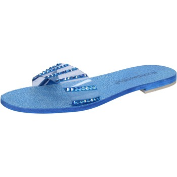 Schoenen Dames Sandalen / Open schoenen Eddy Daniele AW491 Bleu