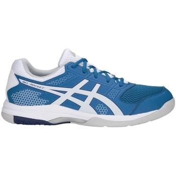 Schoenen Heren Lage sneakers Asics Gelrocket 8 Blanc, Bleu