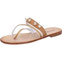 Schoenen Dames Sandalen / Open schoenen Eddy Daniele AX774 Marron