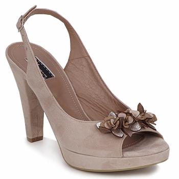 Schoenen Dames Sandalen / Open schoenen Vic CALIPSO DRAL Beige
