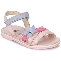 Schoenen Meisjes Sandalen / Open schoenen Citrouille et Compagnie ERTUNA Multikleuren