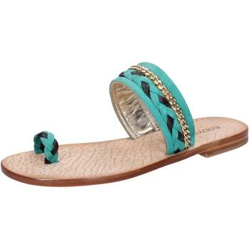 Schoenen Dames Sandalen / Open schoenen Eddy Daniele AX720 Vert