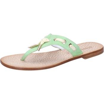 Schoenen Dames Sandalen / Open schoenen Eddy Daniele AW326 Vert