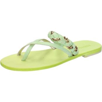 Schoenen Dames Sandalen / Open schoenen Eddy Daniele AW169 Vert
