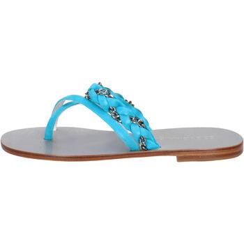 Schoenen Dames Sandalen / Open schoenen Eddy Daniele AW193 Bleu clair