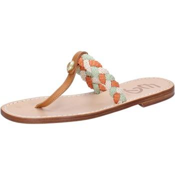 Schoenen Dames Sandalen / Open schoenen Eddy Daniele AX953 Multicolor