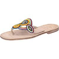 Schoenen Dames Sandalen / Open schoenen Eddy Daniele AV408 Multicolor