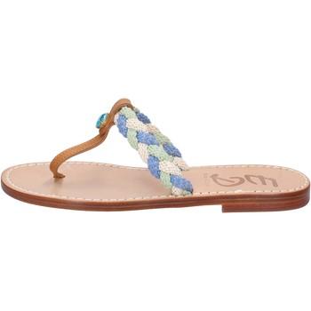 Schoenen Dames Sandalen / Open schoenen Eddy Daniele AW522 Multicolor