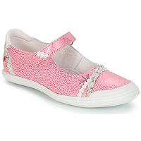 Schoenen Meisjes Lage sneakers GBB MARION Vte / Rose-blanc / Dpf / Zara