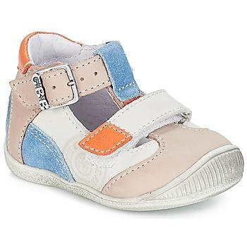 Schoenen Jongens Lage sneakers GBB PIERRE Vtc / Grijs-blaus / Dpf / Raiza