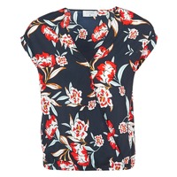 Textiel Dames Tops / Blousjes Casual Attitude RIZZIE Multikleuren