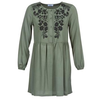 Textiel Dames Korte jurken Betty London JARAZA Kaki