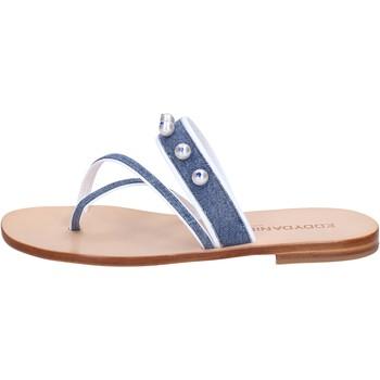 Schoenen Dames Sandalen / Open schoenen Eddy Daniele AW229 Bleu