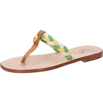 Schoenen Dames Sandalen / Open schoenen Eddy Daniele AX790 Multicolor