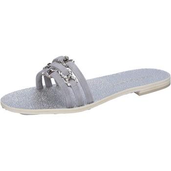Schoenen Dames Sandalen / Open schoenen Eddy Daniele AW236 Gris
