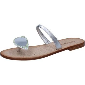 Schoenen Dames Sandalen / Open schoenen Eddy Daniele AW216 Argenté